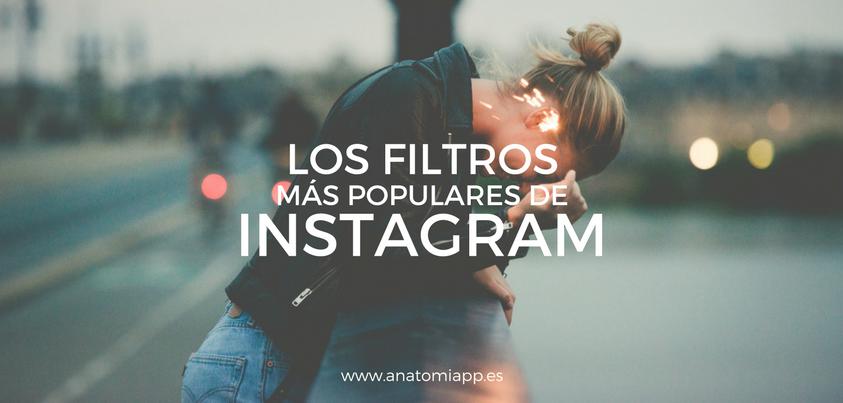 Los filtros de Instagram más populares del mundo!