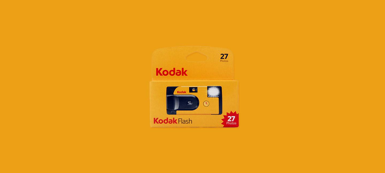 5 cámaras analógicas desechables disponibles en Amazon